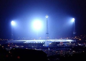 Flood Lighting stadium