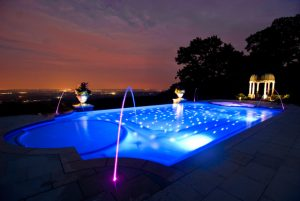 Swimming Pool Lighting North Brisbane AJ Palmer Electrical